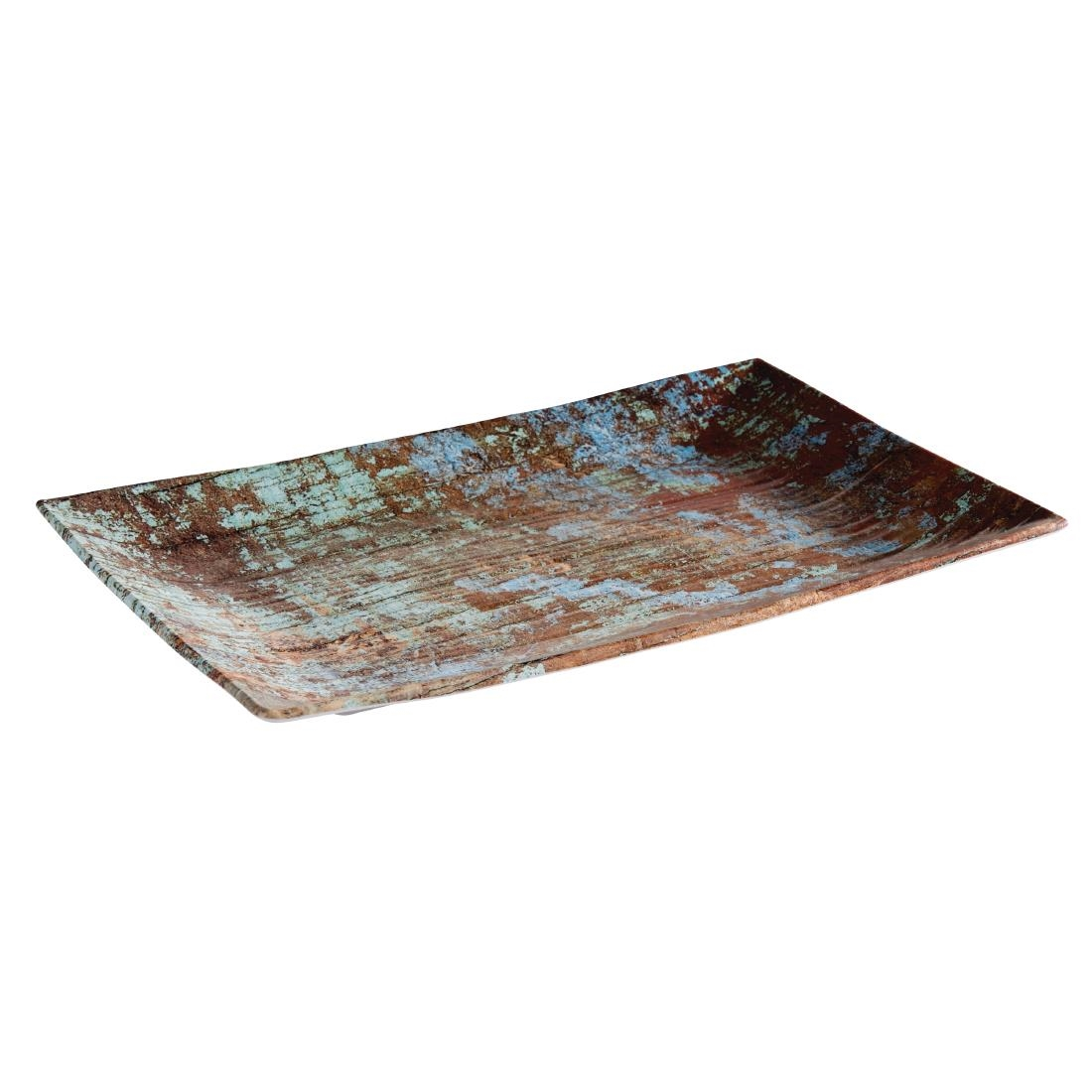 APS Aquaris Rectangular Platter 345 x 220mm