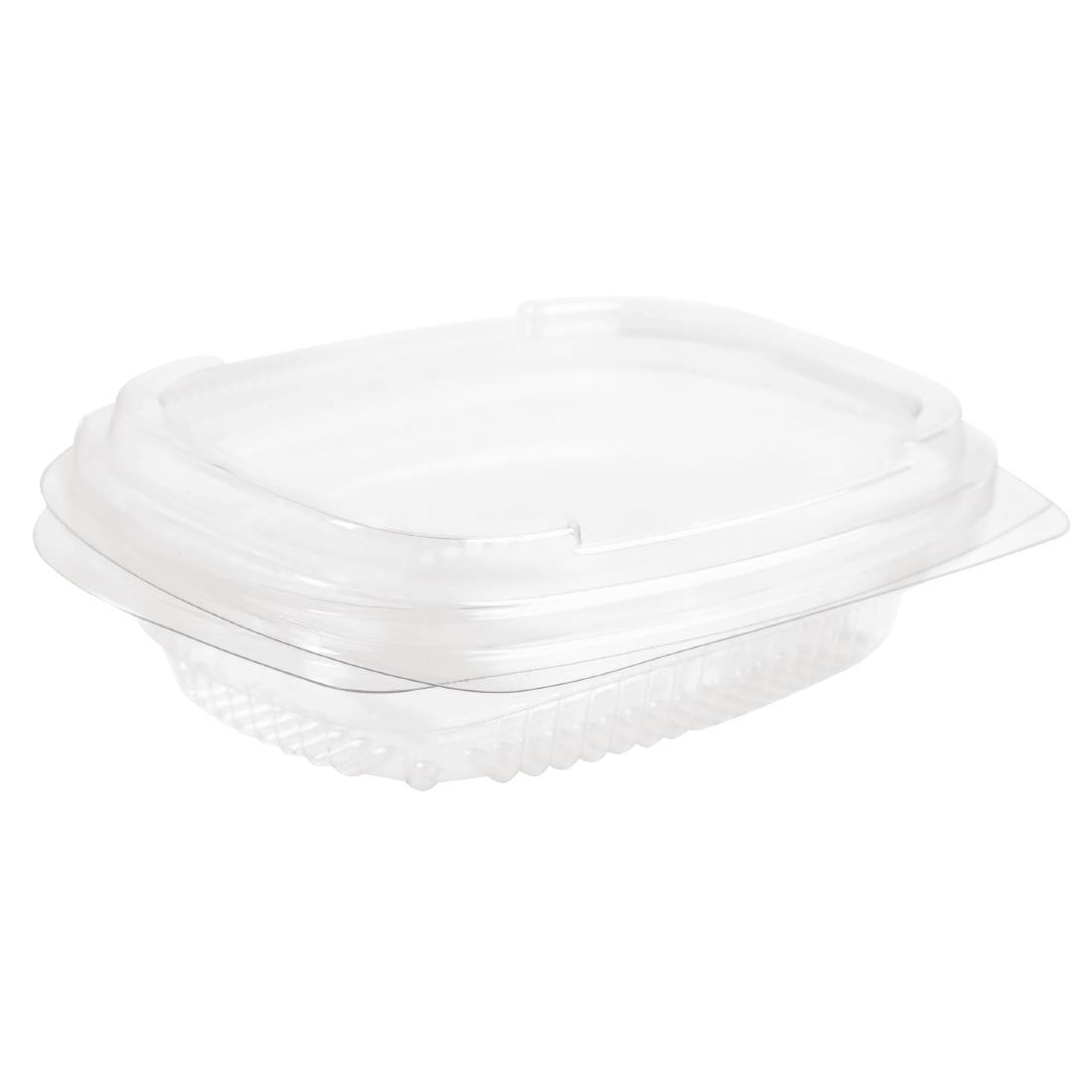 Image of Faerch Fresco Recyclable Deli Containers With Lid 125ml / 4oz (Pack of 600) Pack of 600