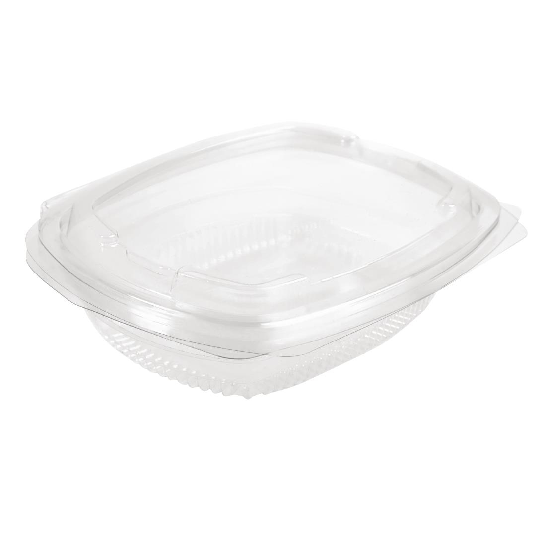 Image of Faerch Fresco Recyclable Deli Containers With Lid 375ml / 13oz (Pack of 500) Pack of 500