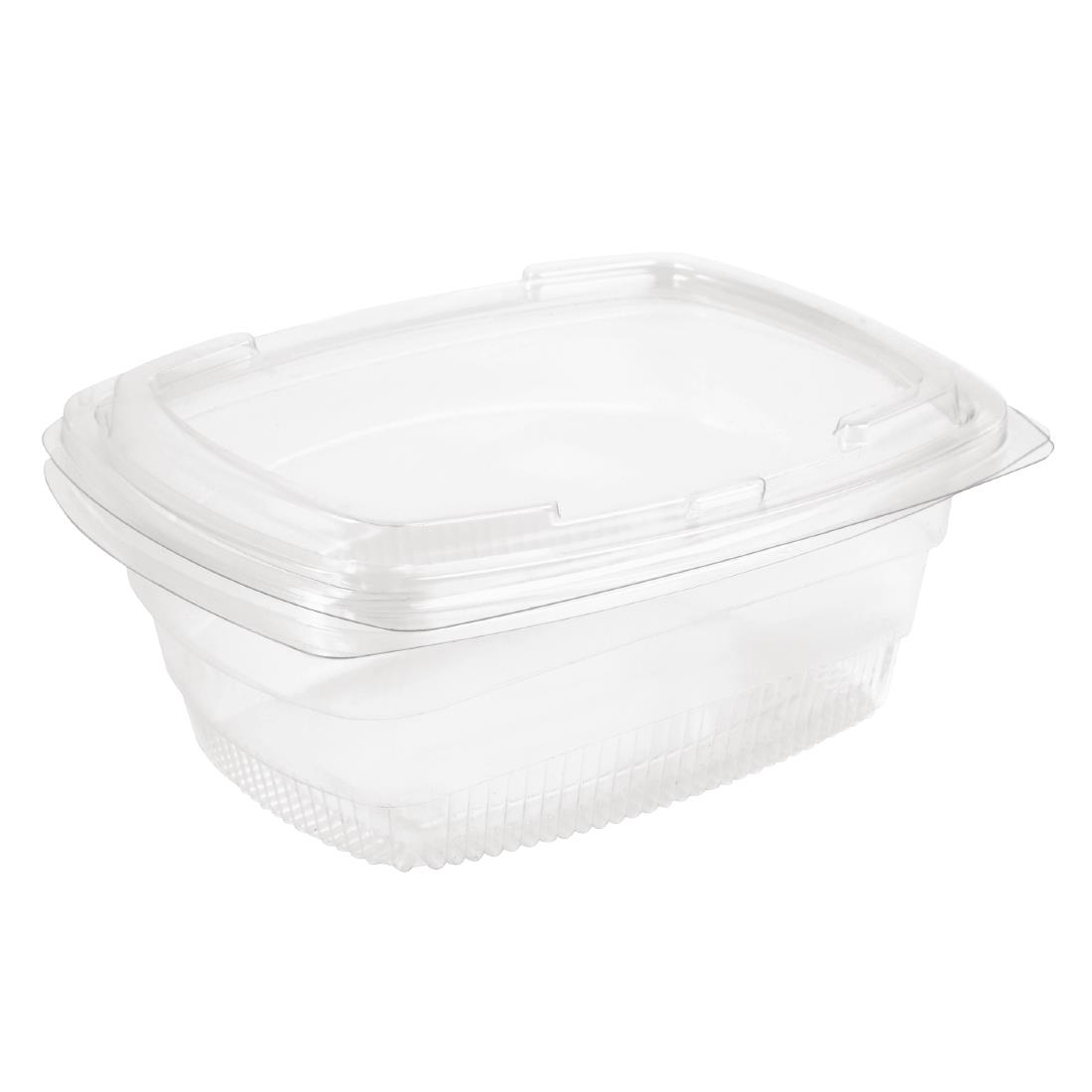 Image of Faerch Fresco Recyclable Deli Containers With Lid 1000ml / 35oz (Pack of 300) Pack of 300