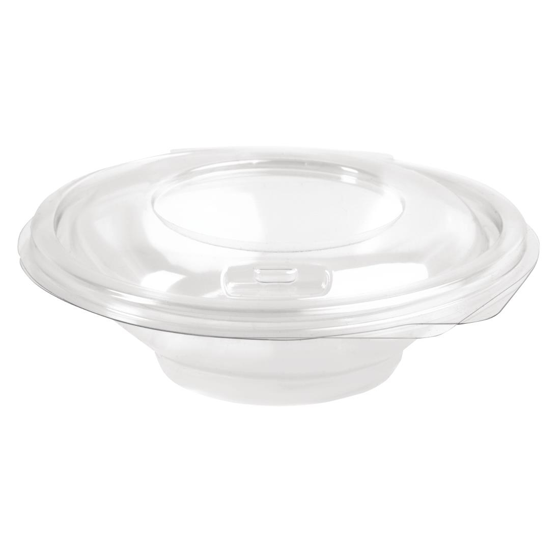 Image of Faerch Contour Recyclable Deli Bowls With Lid 250ml / 9oz (Pack of 550) Pack of 550