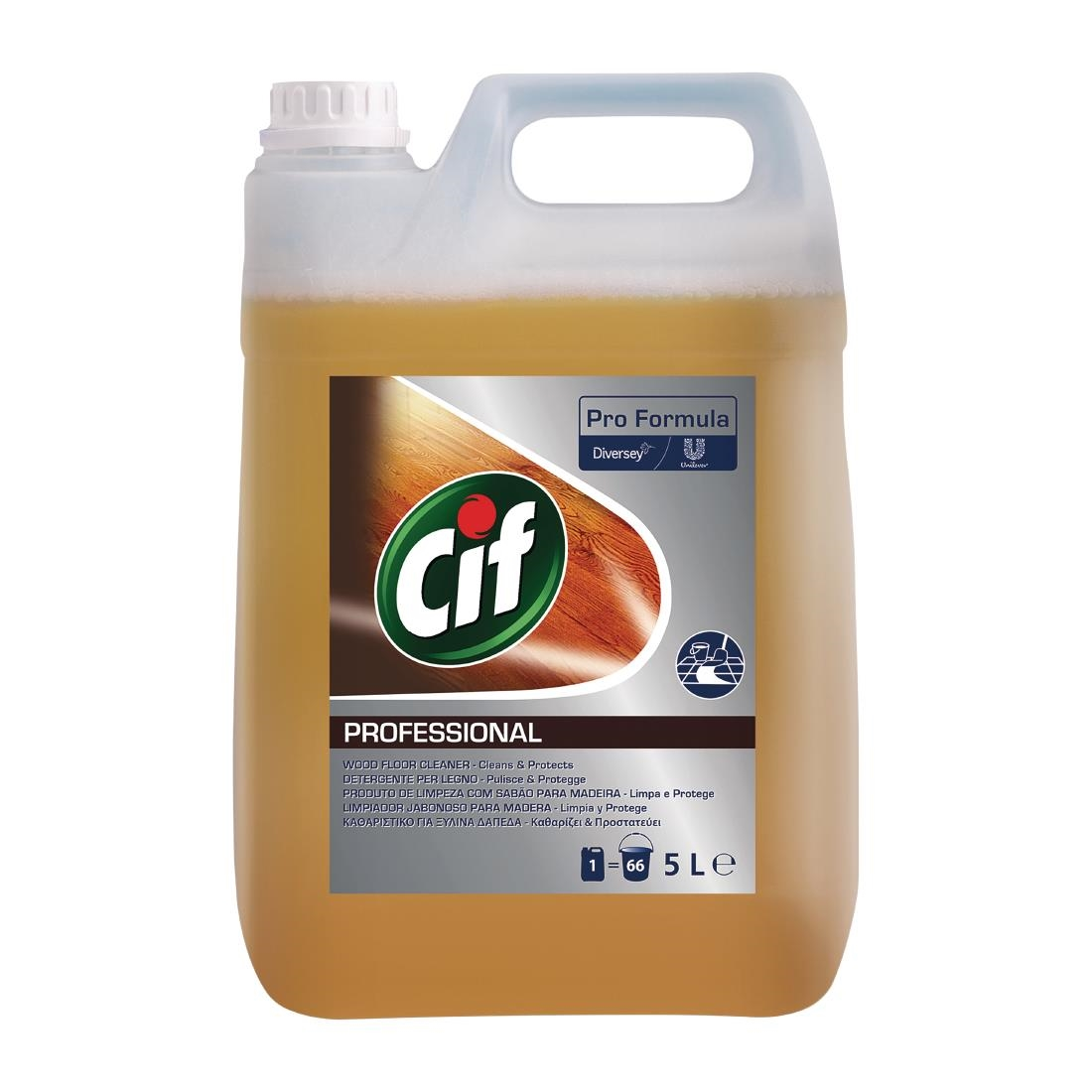 Wood Floor Cleaner Concentrate 5ltr