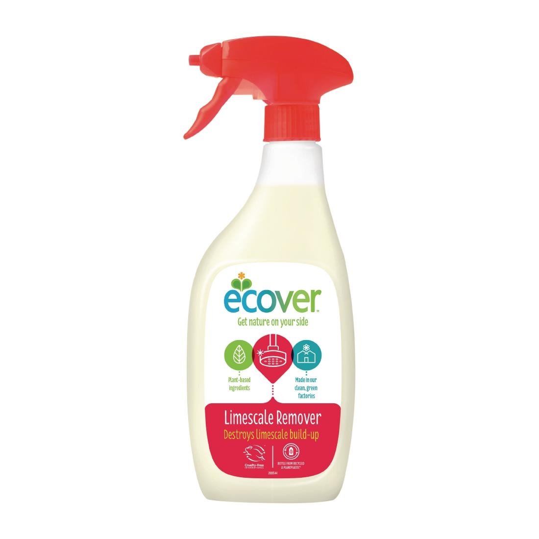 Image of Ecover Limescale Remover Ready To Use 500ml (6 Pack) Pack of 6