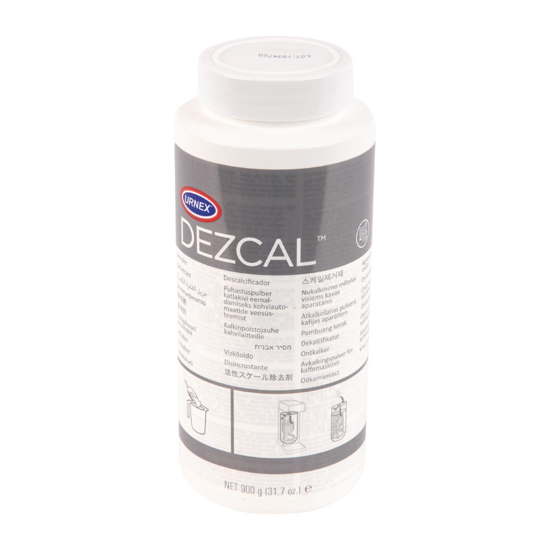 Image of Urnex Dezcal Activated Scale Remover Powder 900g (6 Pack) Pack of 6