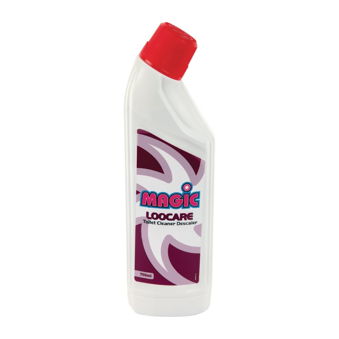Image of Magic Loocare Toilet Cleaner and Descaler Ready To Use 750ml (12 Pack) Pack of 12