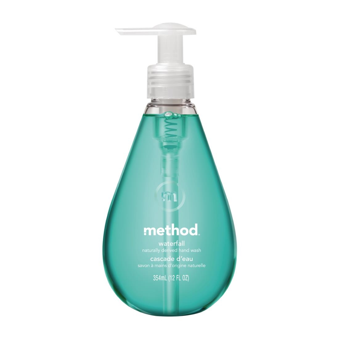 Image of Method Perfumed Liquid Hand Soap Waterfall 354ml (6 Pack) Pack of 6