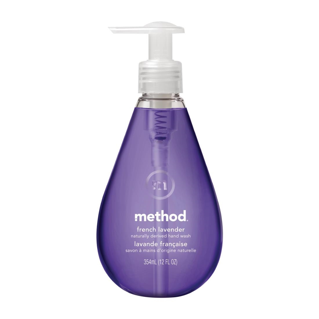 Image of Method Perfumed Liquid Hand Soap Lavender 354ml (6 Pack) Pack of 6