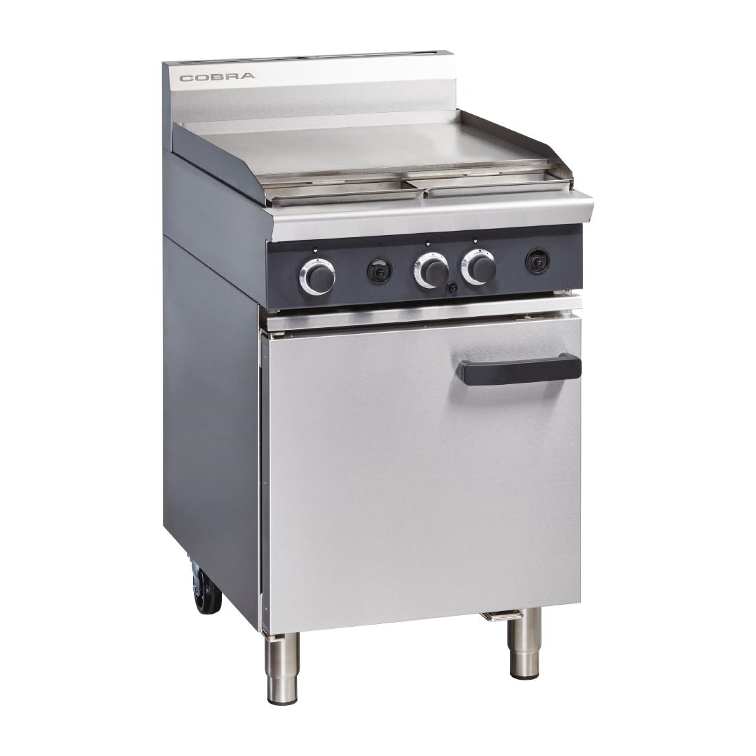 Image of Cobra LPG Oven Range with Griddle Top CR6B