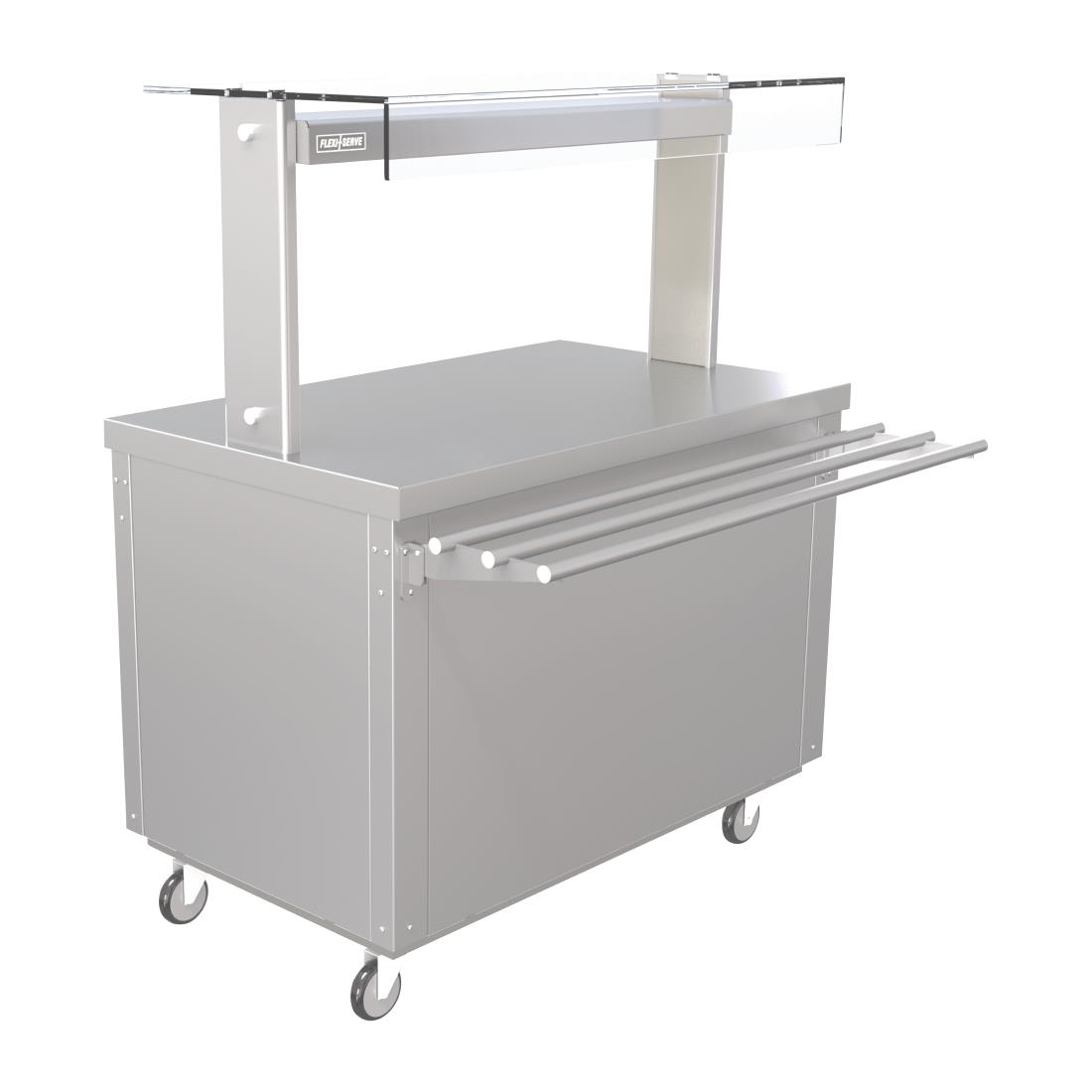Image of Parry Ambient Buffet Bar with Chilled Cupboard 1160mm FS-A3PACK