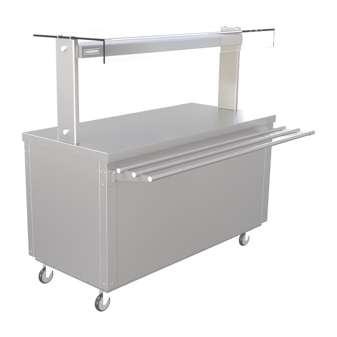 Image of Parry Ambient Buffet Bar with Chilled Cupboard 1495mm FS-A4PACK