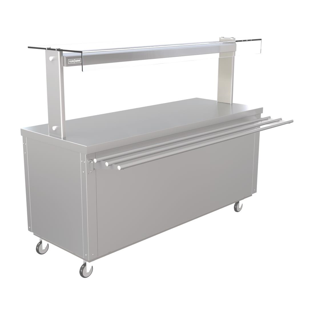 Image of Parry Ambient Buffet Bar with Chilled Cupboard 1830mm FS-A5PACK