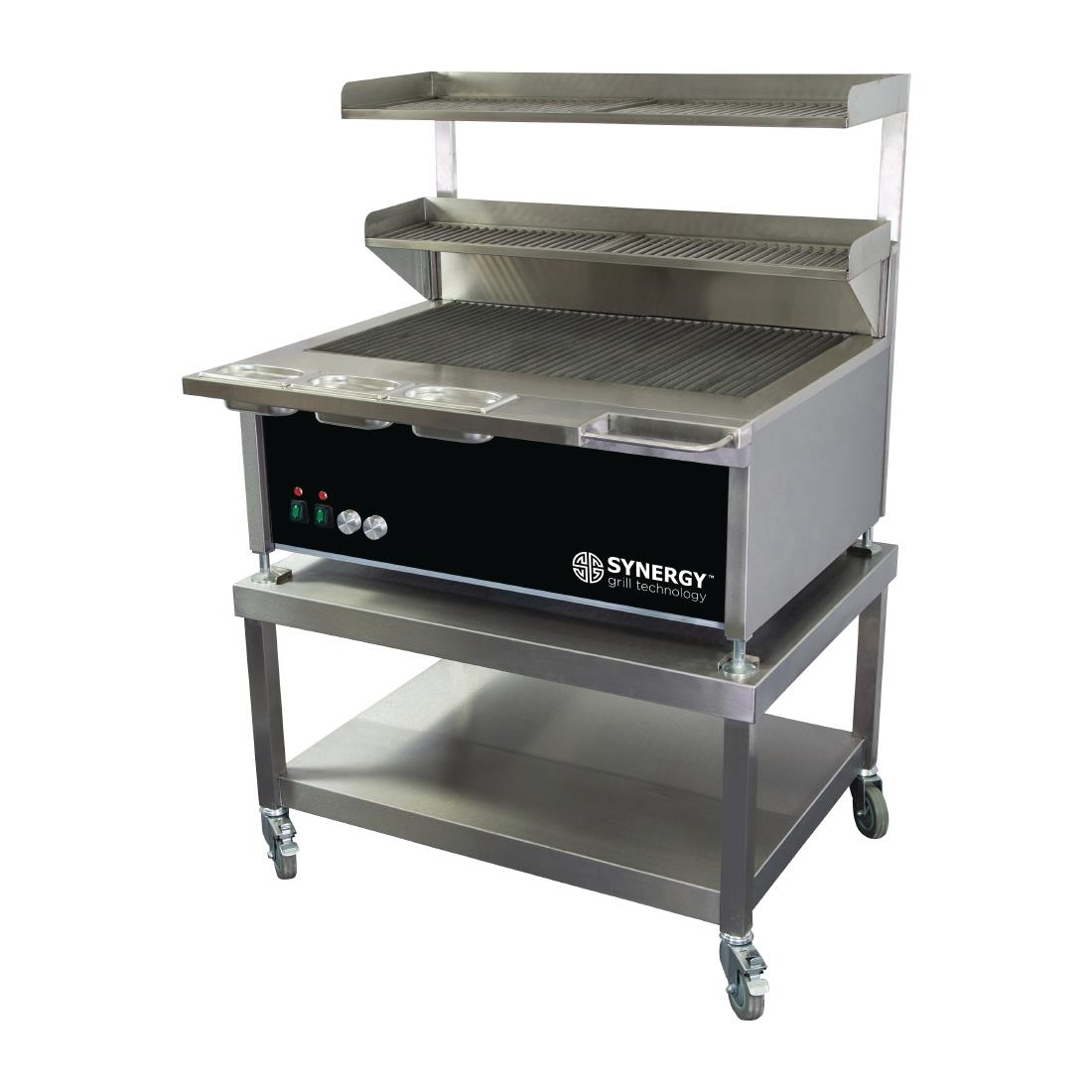 Image of Synergy ST900 Deep with Garnish Rail and Slow Cook Shelf