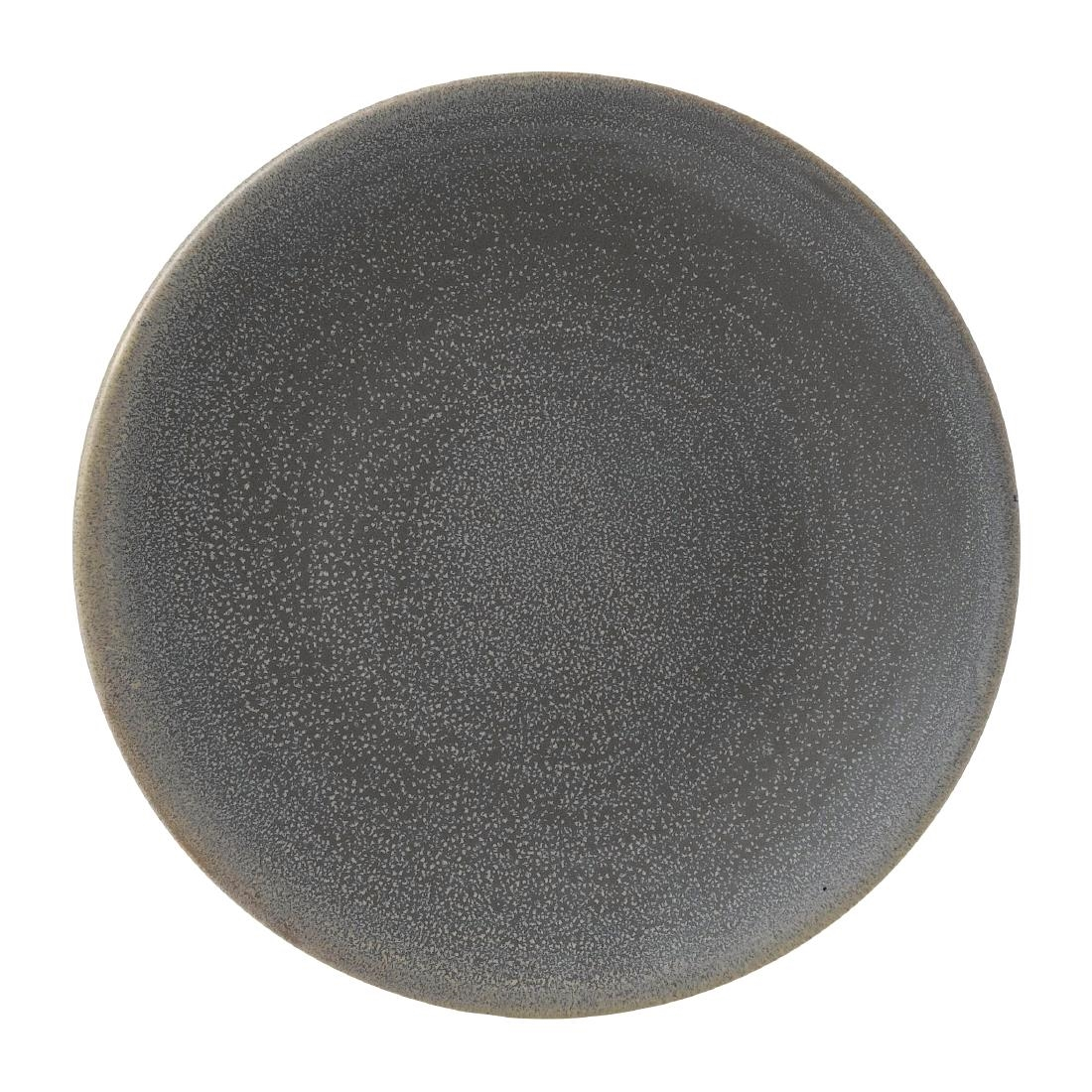 Image of Dudson Evo Granite Coupe Plate 203mm (Pack of 6) Pack of 6