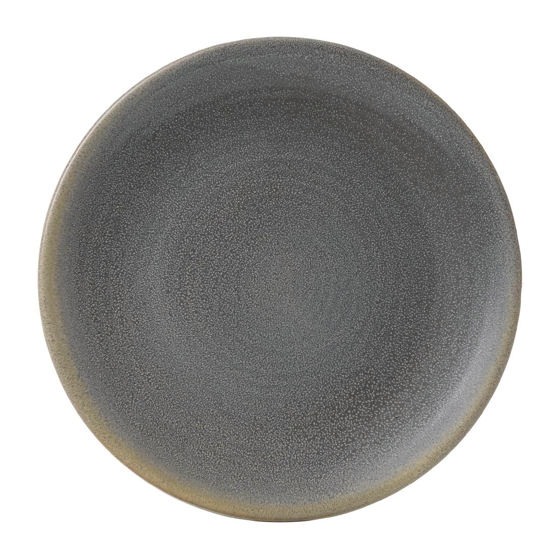 Image of Dudson Evo Granite Coupe Plate 228mm (Pack of 6) Pack of 6