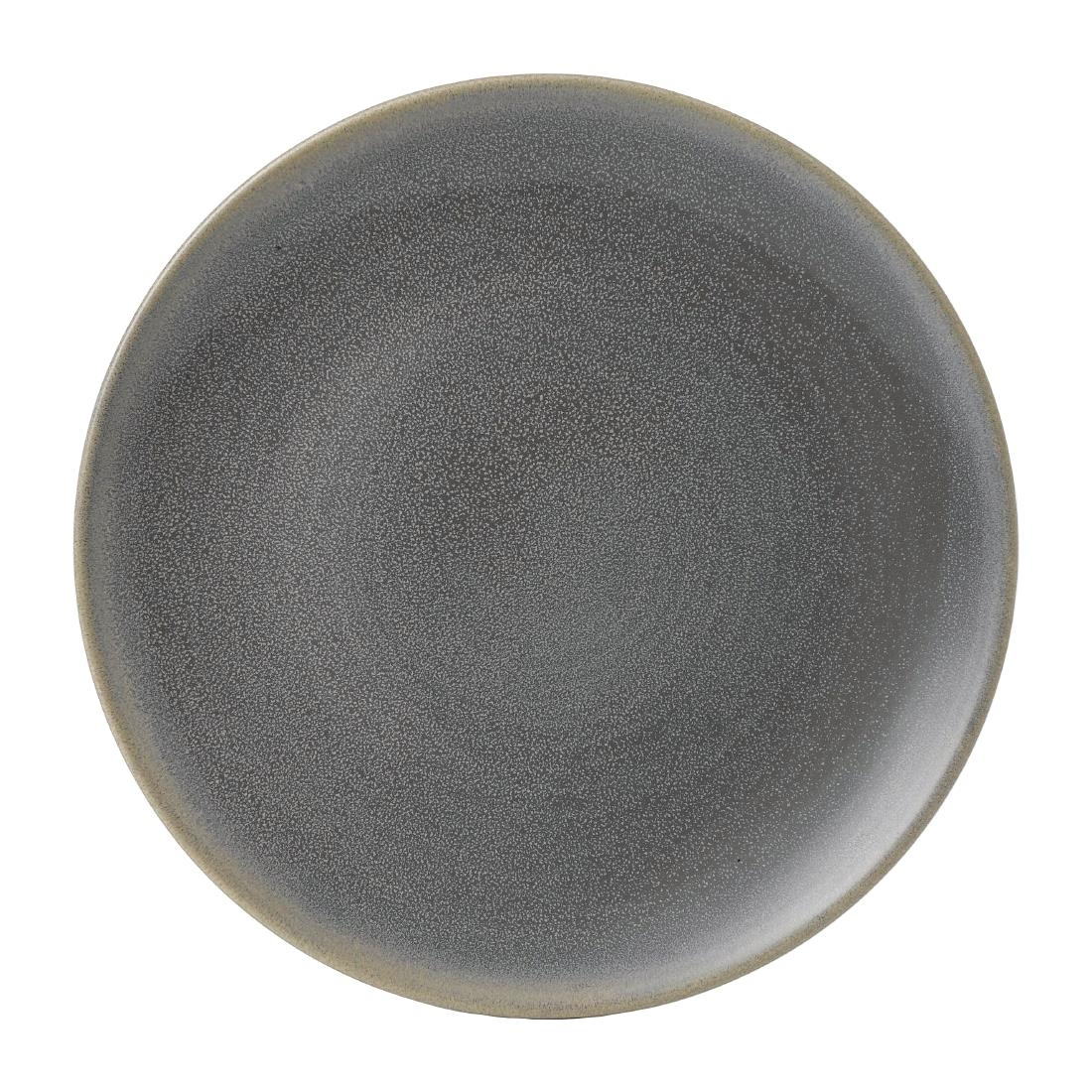 Image of Dudson Evo Granite Coupe Plate 273mm (Pack of 6) Pack of 6