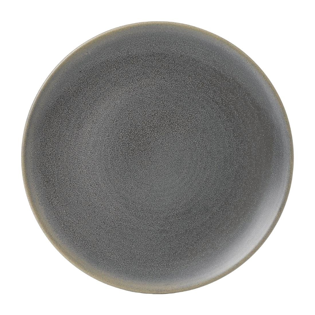 Image of Dudson Evo Granite Coupe Plate 295mm (Pack of 6) Pack of 6