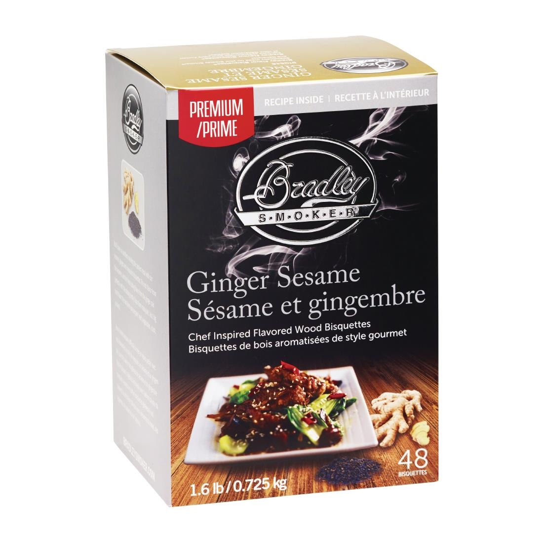 Click to view product details and reviews for Bradley Food Smoker Ginger Sesame Premium Flavour Pack Of 48 Pack Of 48.