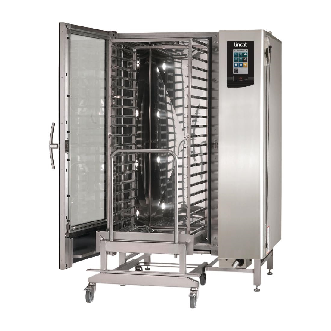 Image of Lincat Visual Cooking Electric Injection Combi Oven 20 Grid LC220I Oven Only