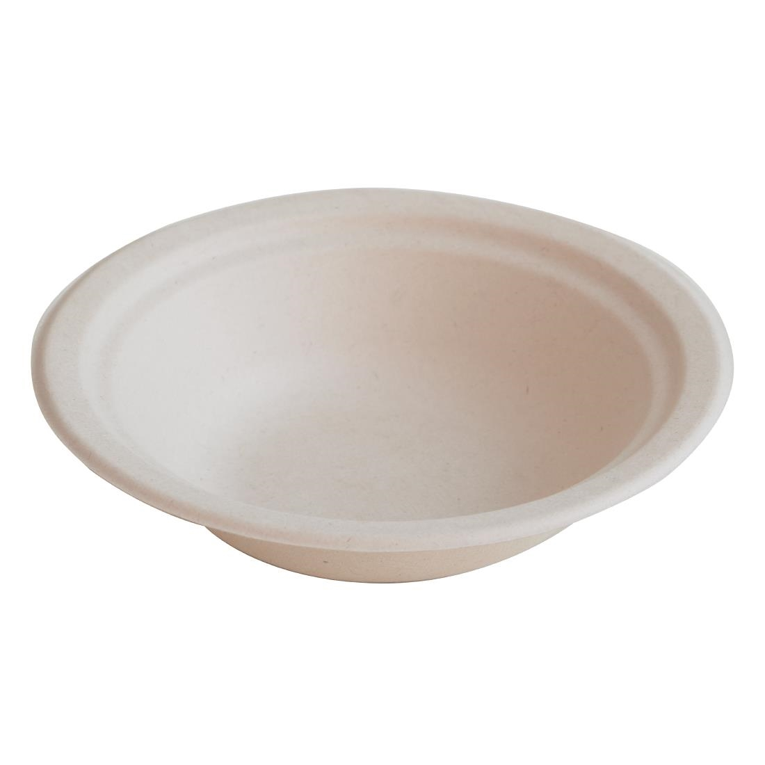 Image of eGreen Eco-Fibre Compostable Wheat Bowls 400ml (Pack of 1000) Pack of 1000