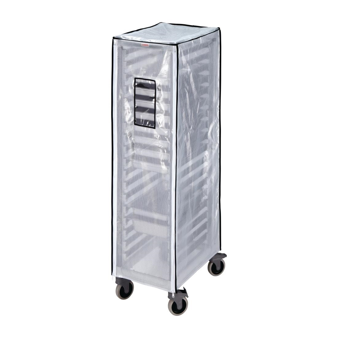 Image of Cambro 1/1GN Food Pan Trolley Cover Tall