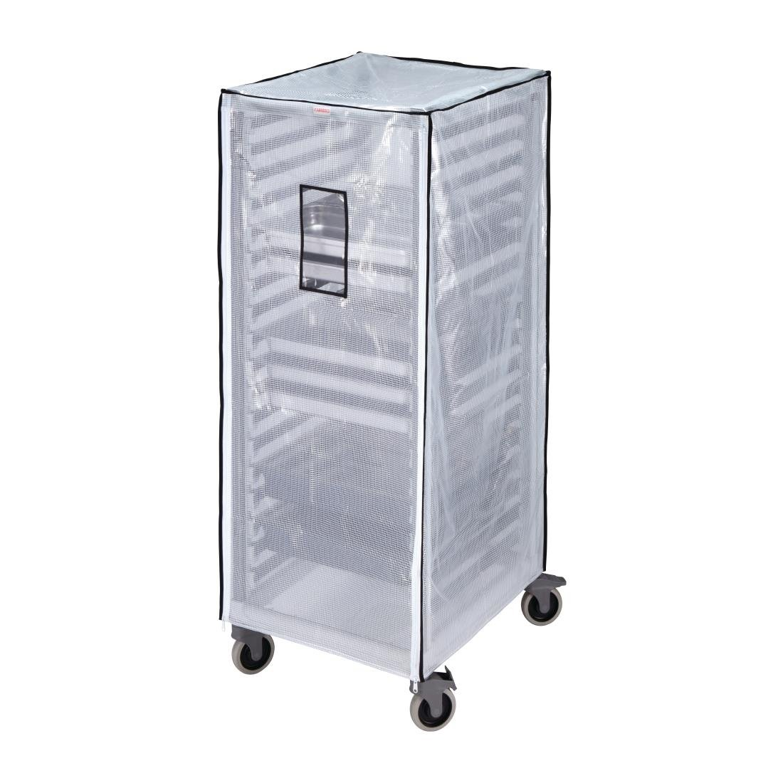 Image of Cambro 2/1 GN Tall Trolley Cover
