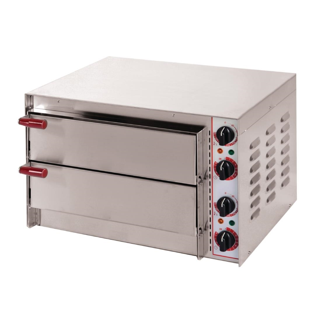 Image of Little Italy Double Deck Electric Pizza Oven 4336/2
