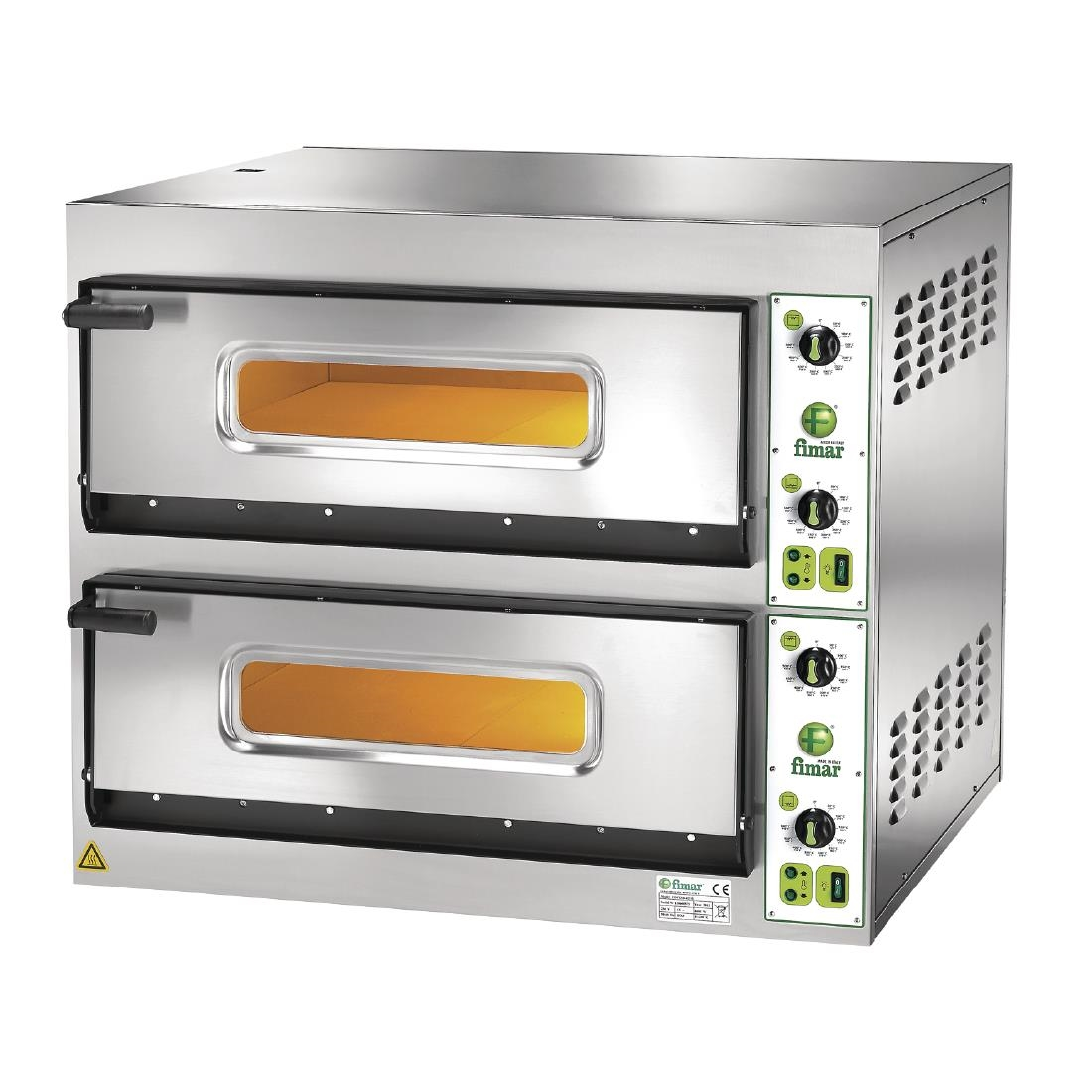 Image of Fimar FES 4 Electric Pizza Oven 3 Phase