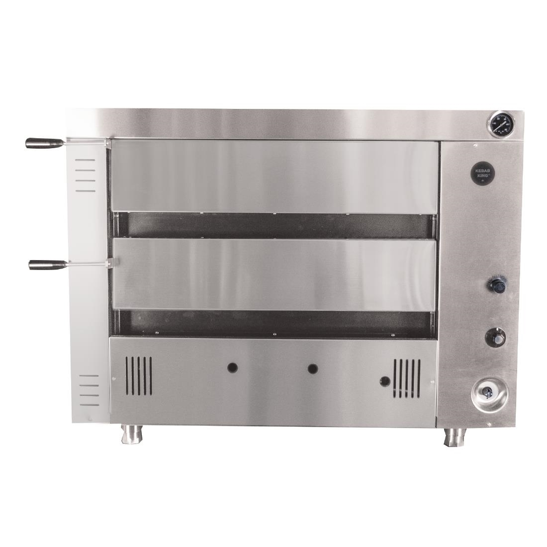 Image of Kebab King 4 Gas Pizza Oven
