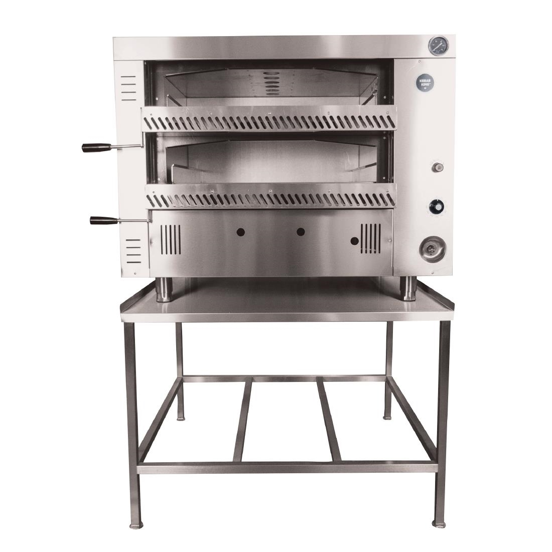 Image of Kebab King 4 Oven Stand