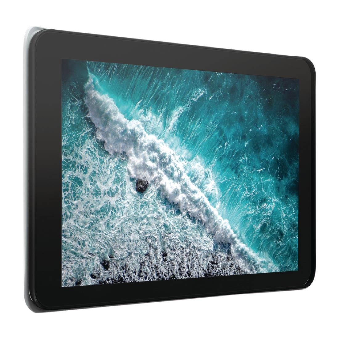 Image of 10 Smart all-in-one LCD display with lightbar, PoE & touchscreen