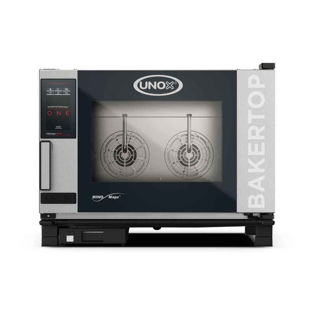 Click to view product details and reviews for Unox Bakertop Mind Maps One 4 Combi Oven.