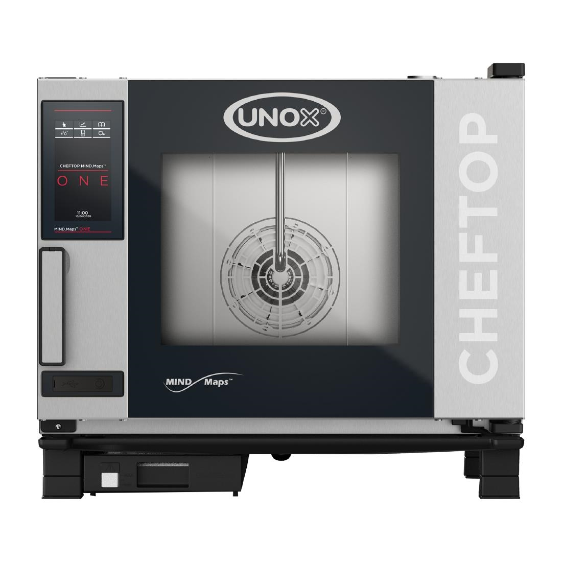 Click to view product details and reviews for Unox Cheftop Mind Maps One 5 Combi Oven Three Phase.