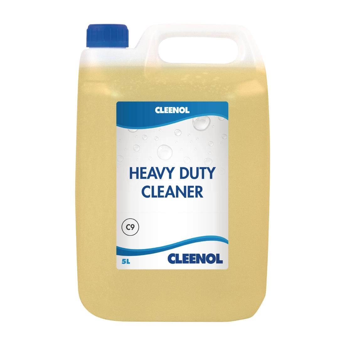 Image of Cleenol General Purpose Heavy Duty Cleaner 5Ltr (Pack of 2) Pack of 2