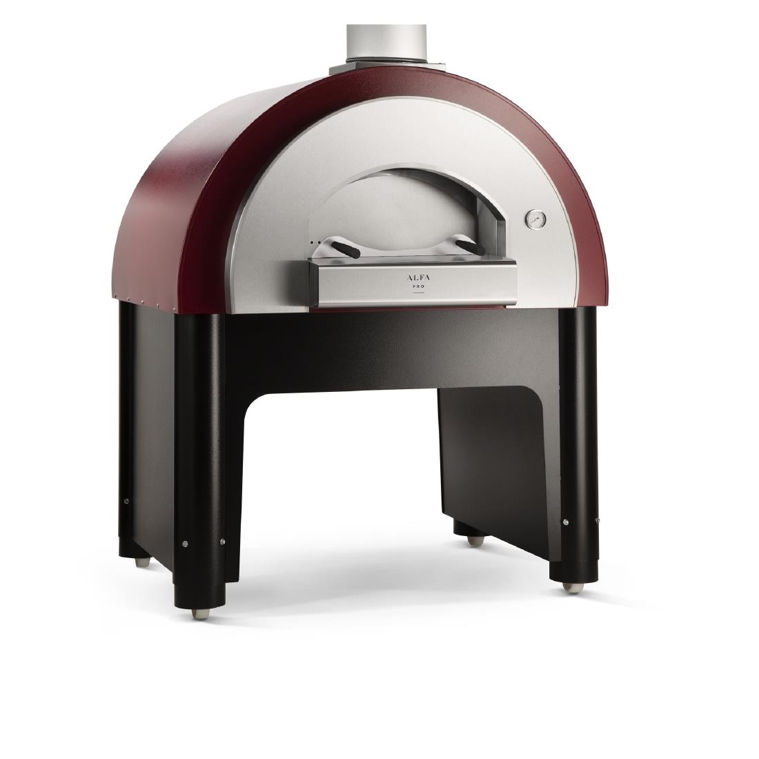 Image of Alfa Quick Pro Wood Fired Pizza Oven with Base FXQUIU-LROA