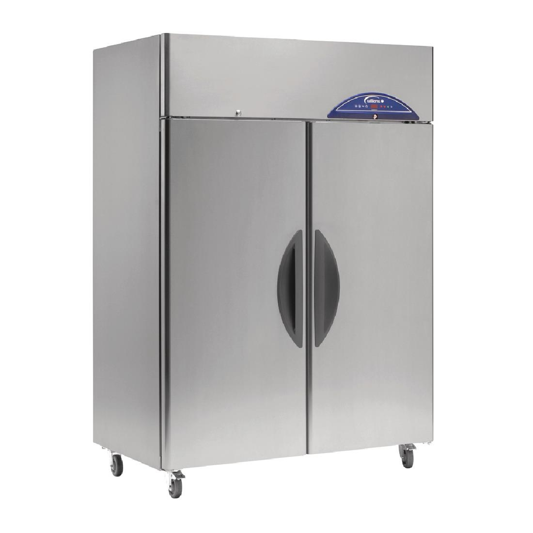 Williams Double Door Upright Freezer Stainless Steel 1295Ltr LG2T-SA