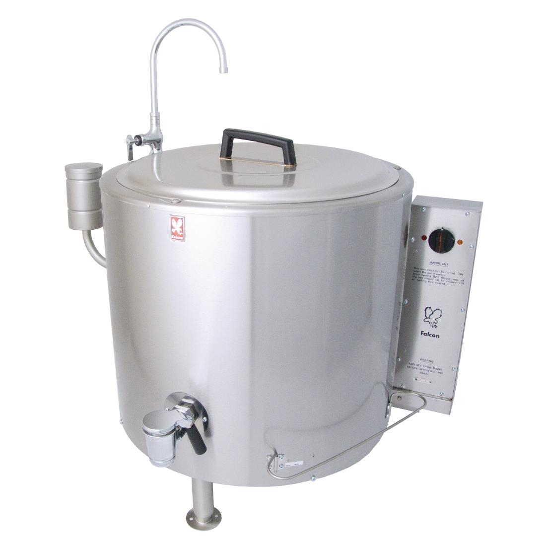Image of Falcon Dominator Round-Cased Boiling Pan E2078-135
