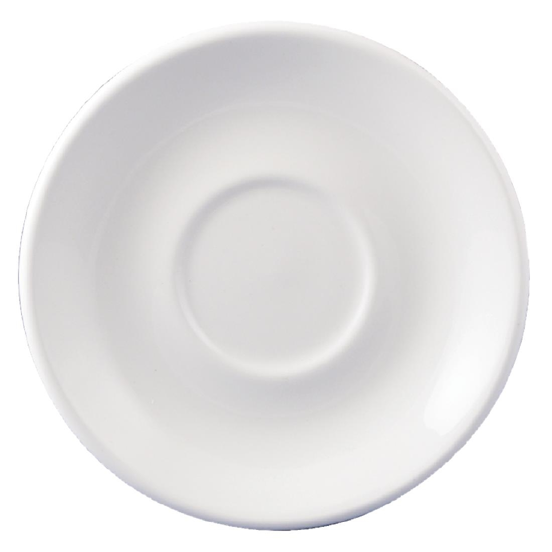 Image of Dudson Classic Tea Cup Saucers 149mm (Pack of 36) Pack of 36