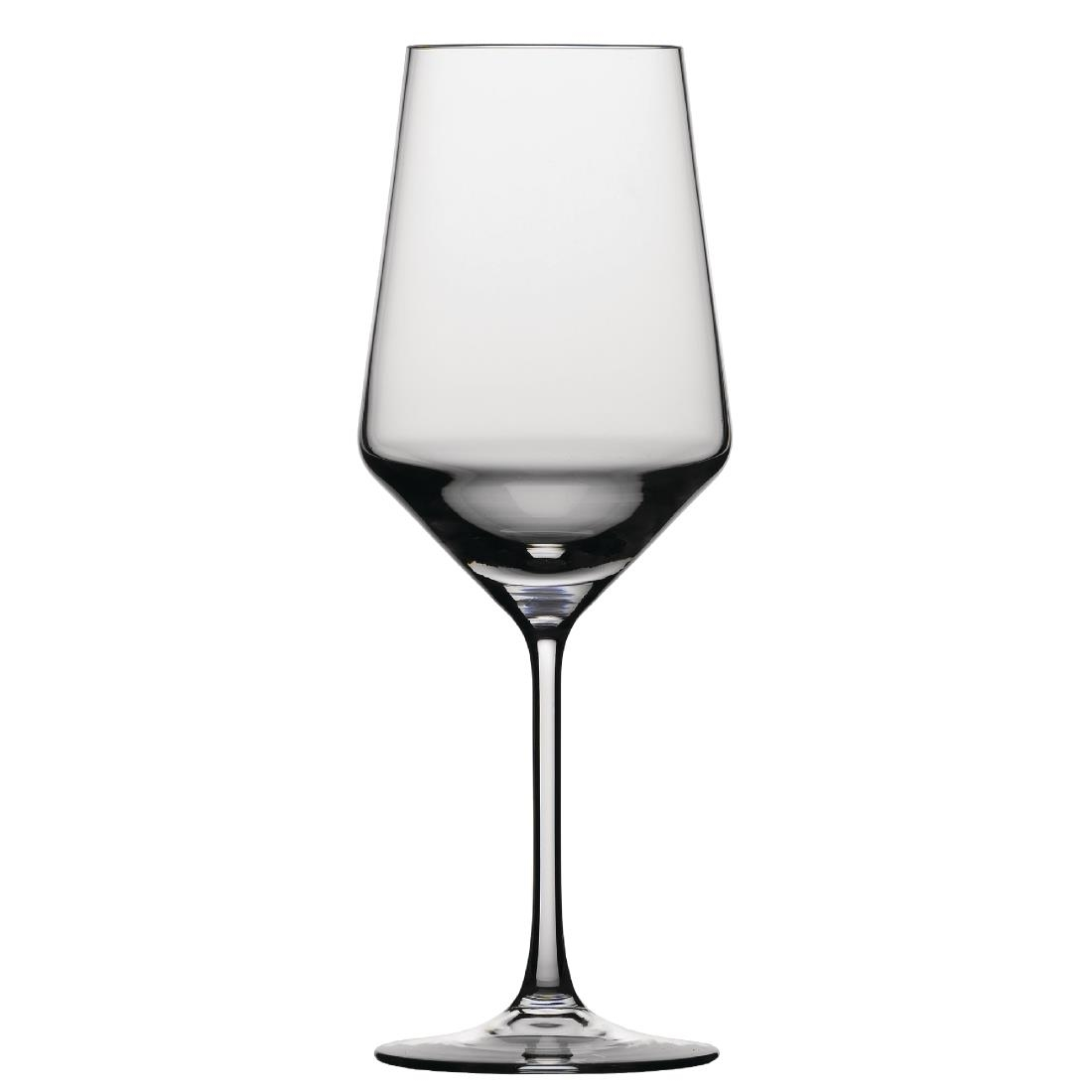 Schott Zwiesel Pure Crystal Red Wine Glasses 540ml (Pack of 6) Pack of 6 Image