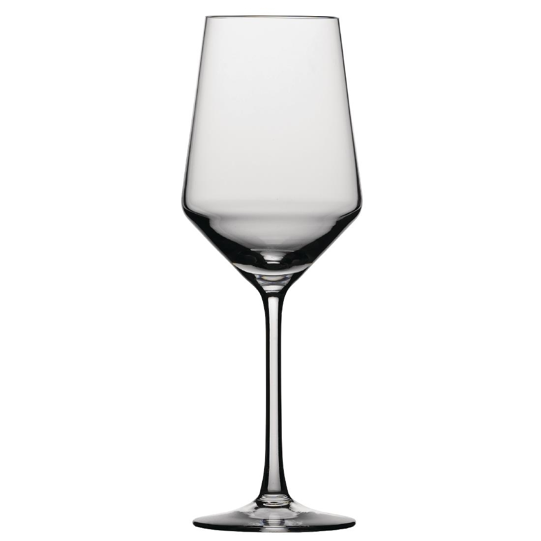 Schott Zwiesel Pure Crystal White Wine Glasses 408ml (Pack of 6) Pack of 6 Image