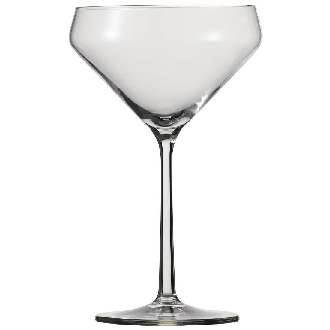 Schott Zwiesel Pure Crystal Martini Glasses 343ml (Pack of 6) Pack of 6 Image