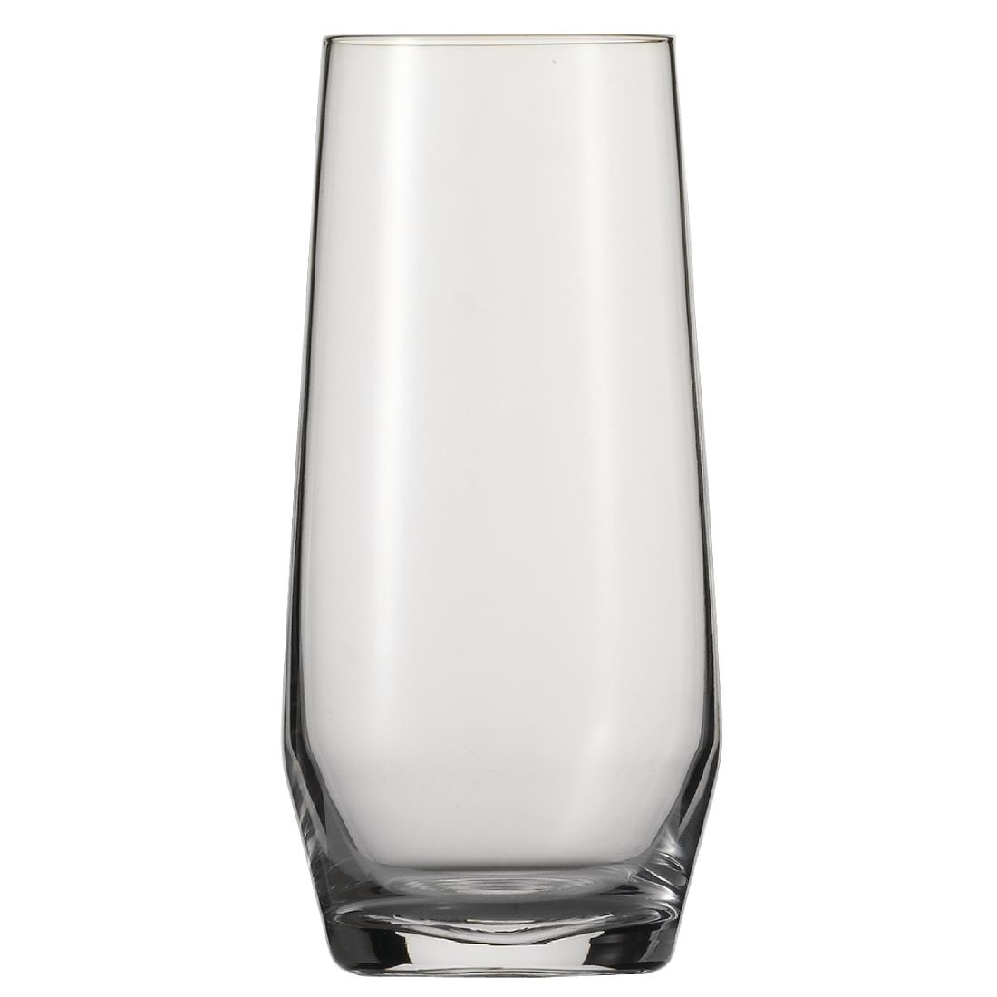 Schott Zwiesel Pure Crystal Hi Ball Glasses 357ml (Pack of 6) Pack of 6 Image