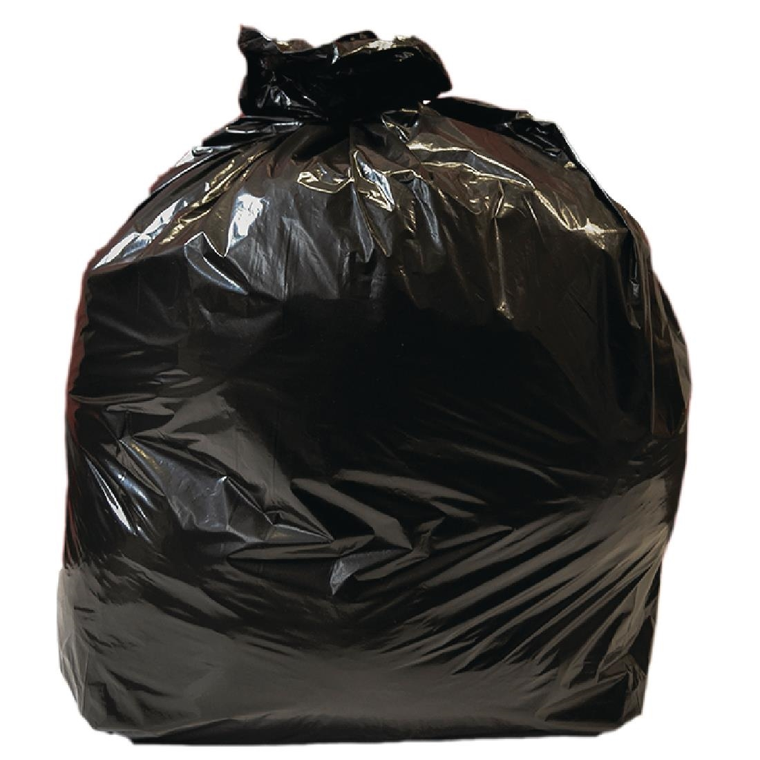 Click to view product details and reviews for Jantex Large Medium Duty Black Bin Bags 80ltr Pack Of 10 Pack Of 10.