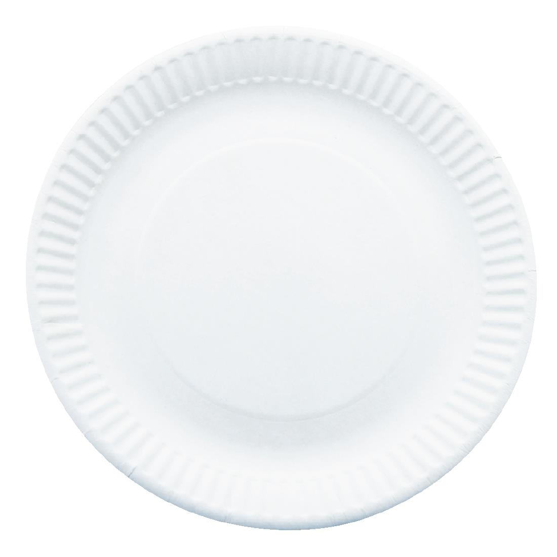 Image of Paper Plates 229mm (Pack of 250) Pack of 250