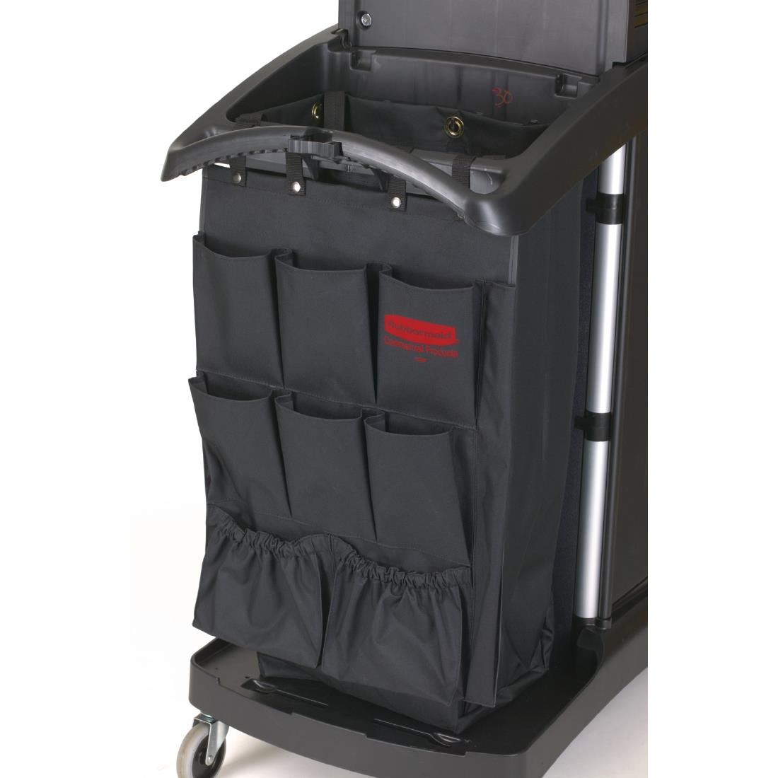 Click to view product details and reviews for Rubbermaid Pocket Fabric Organiser.