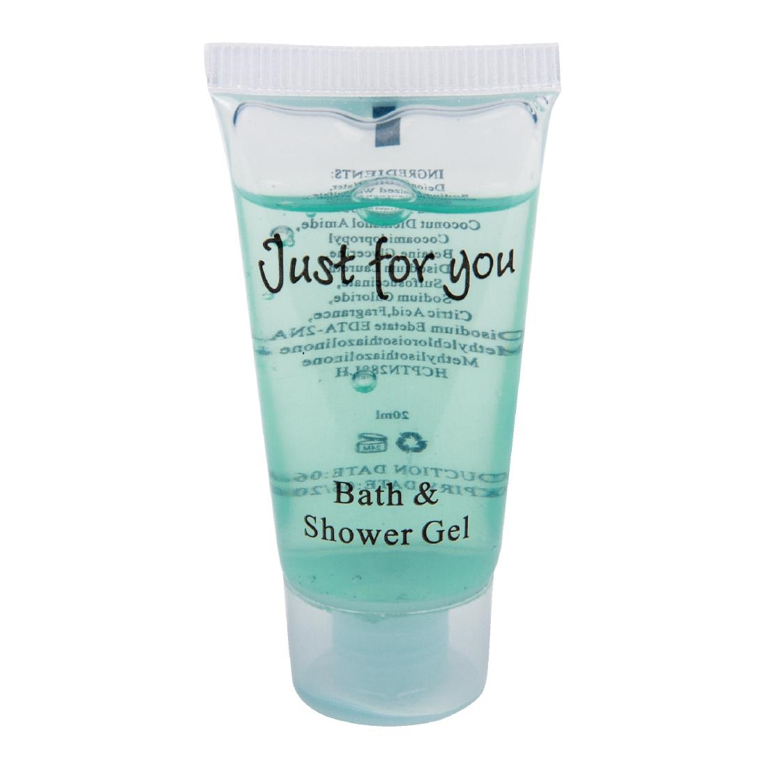 Just for You Bath and Shower Gel - GF949 - Buy Online at Nisbets
