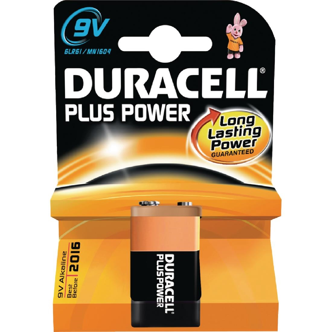Image of Duracell 9V Battery