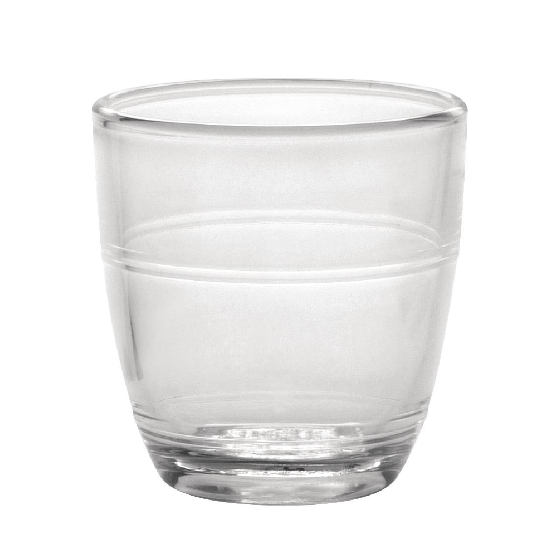 Image of Duralex Gigogne Tumblers 90ml (Pack of 6) Pack of 6