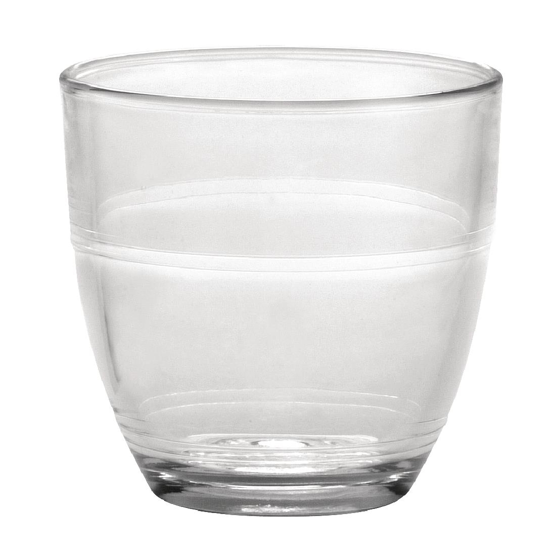 Image of Duralex Gigogne Tumblers 160ml (Pack of 6) Pack of 6