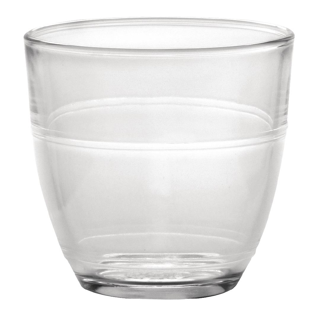 Image of Duralex Gigogne Tumblers 220ml (Pack of 6) Pack of 6
