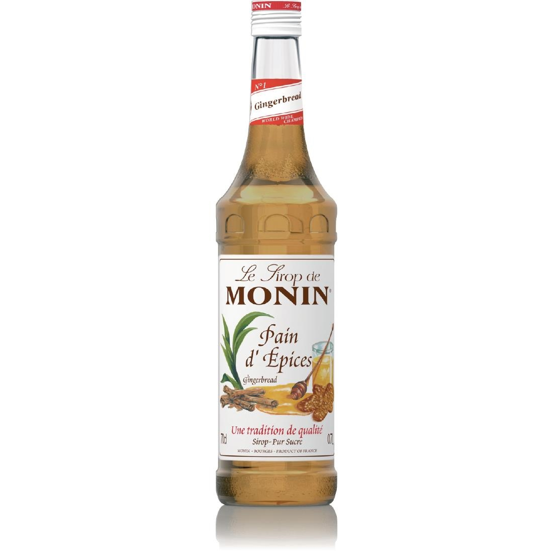 Image of Monin Syrup Gingerbread